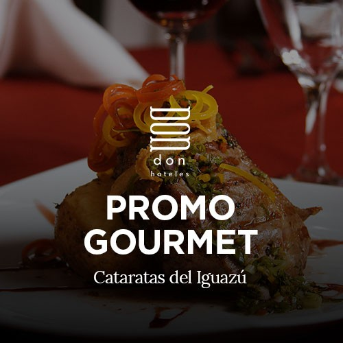 Promo Gourmet | La Cantera Lodge de Selva by DON