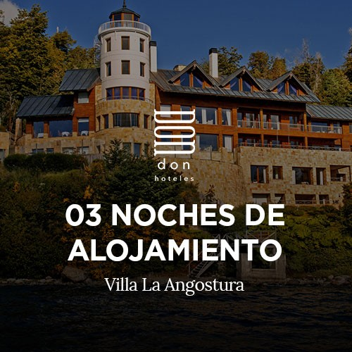 Gift 3 Noches en El Faro Boutique Hotel & Spa by DON